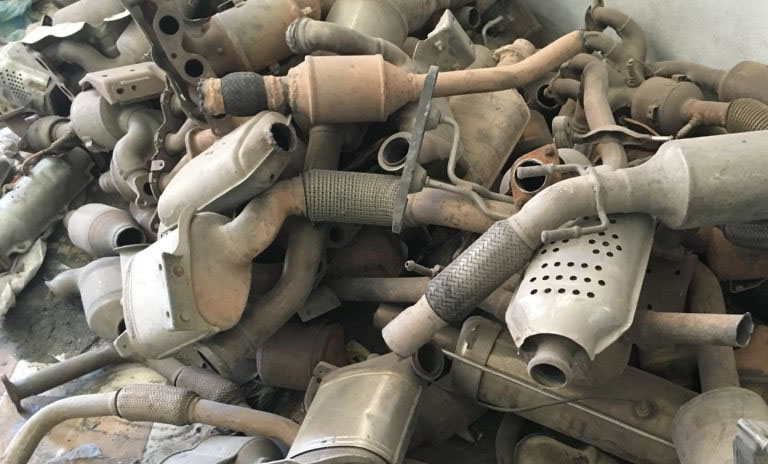 scrap catalytic converter buyers