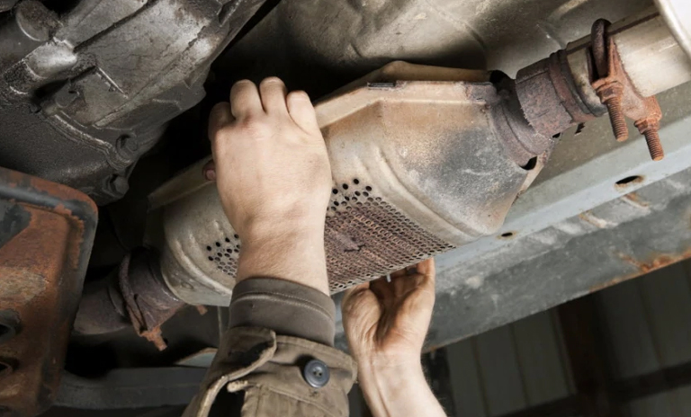 Catalytic Converter Queensland